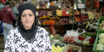 The Art of Work: Rumina, Greengrocer