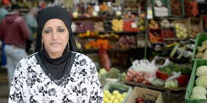 The Art of Work: Rumina, Greengrocer
